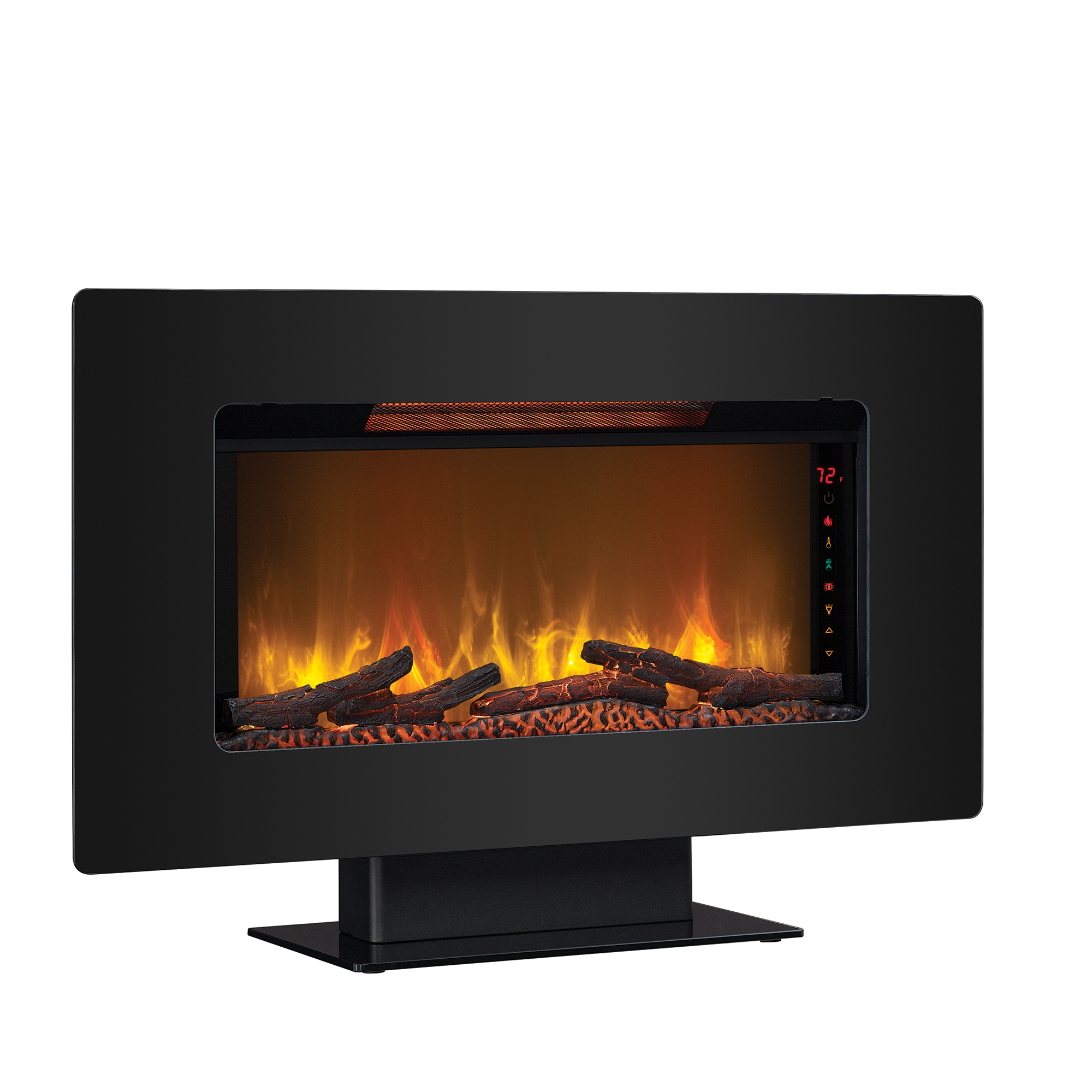 Classic Flame Elysium Electric Wall Mount Fireplace
