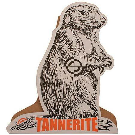 Tanner Pdt Prairie Dog Target 14 5  Set Of 4