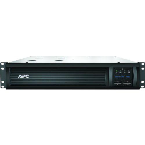 APC SMT1000RM2U Smart-UPS Rack-Mount System (1,000VA) by APC