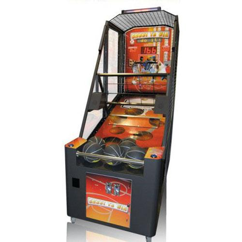 Smart Industries Shoot to Win Basketball Arcade Game