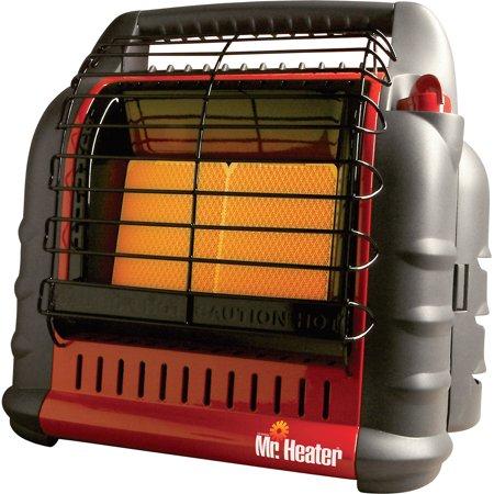 Propane Tank Top Heater - Mr Heater Buddy 4-18000 BYU MH18B
