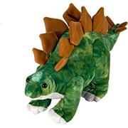Wild Republic Stegosaurus Plush, Dinosaur Stuffed Animal, Plush Toy, Gifts Kids, Dinosauria 10 Inches