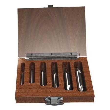 micro 100 dc 0 combo drill countersink set 6 pc. Black Bedroom Furniture Sets. Home Design Ideas