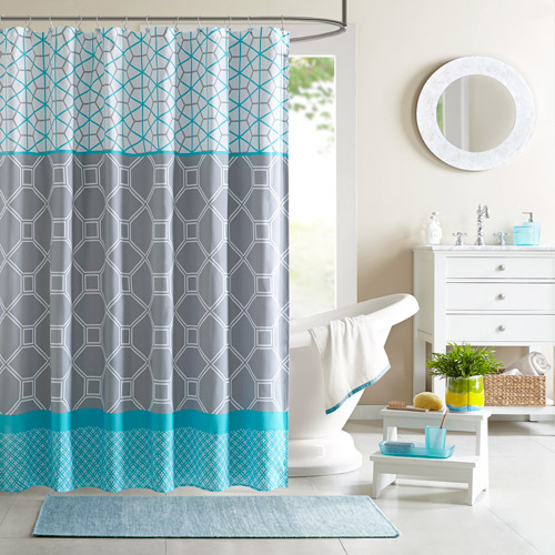 Home Essence Apartment Sarah Shower Curtain