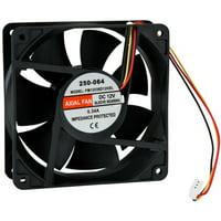 Cooling Fan 12 VDC 120 x 120 x 38mm 95 CFM