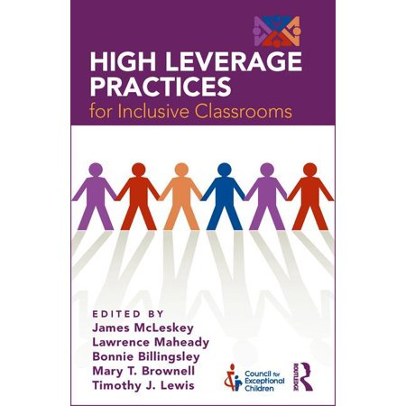 High Leverage Practices for Inclusive (High Leverage Angled Head)