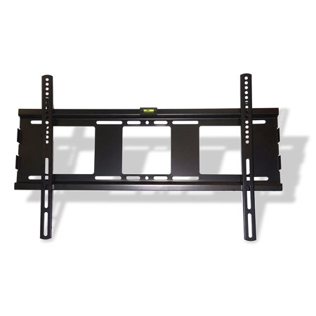 Transworld San Mateo 1 Thin Fixed Flat Panel TV Wall Mount Bracket for 32-65 in.