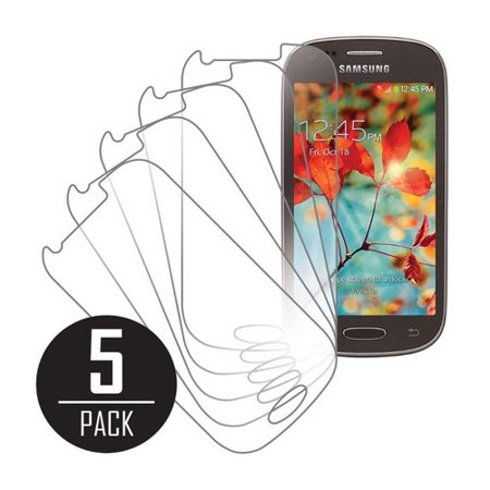 samsung galaxy light t399 screen protectors 5 pack clear walmart. Black Bedroom Furniture Sets. Home Design Ideas