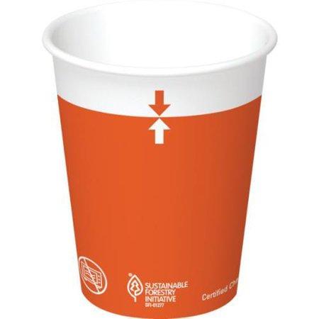 Hampton Waffle Cup 6 Oz 1500 Per Case