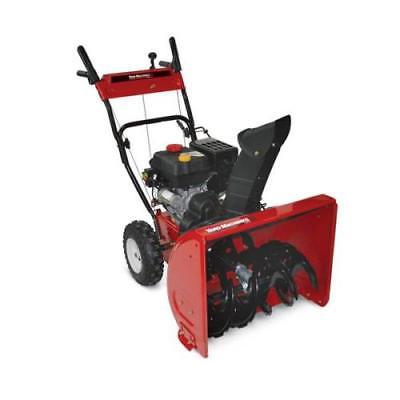 Yard Machines by MTD 208cc Two Stage Snow Blower by