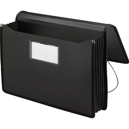 Tab Expanding Wallet (Smead, SMD71510, Expanding Wallets with Elastic Cord, 1 Each,)