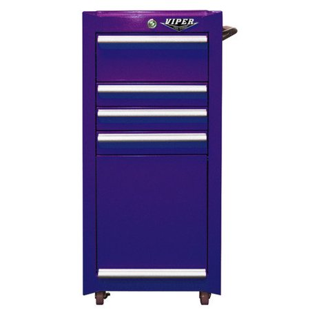 viper tool storage 16 39 39 wide 4 drawer side cabinet. Black Bedroom Furniture Sets. Home Design Ideas