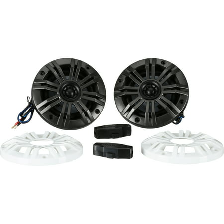 Kicker® KM4 Coaxial Speakers