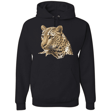 Cute Southeast African Cheetah Animal Lover Graphic Hoodie Sweatshirt