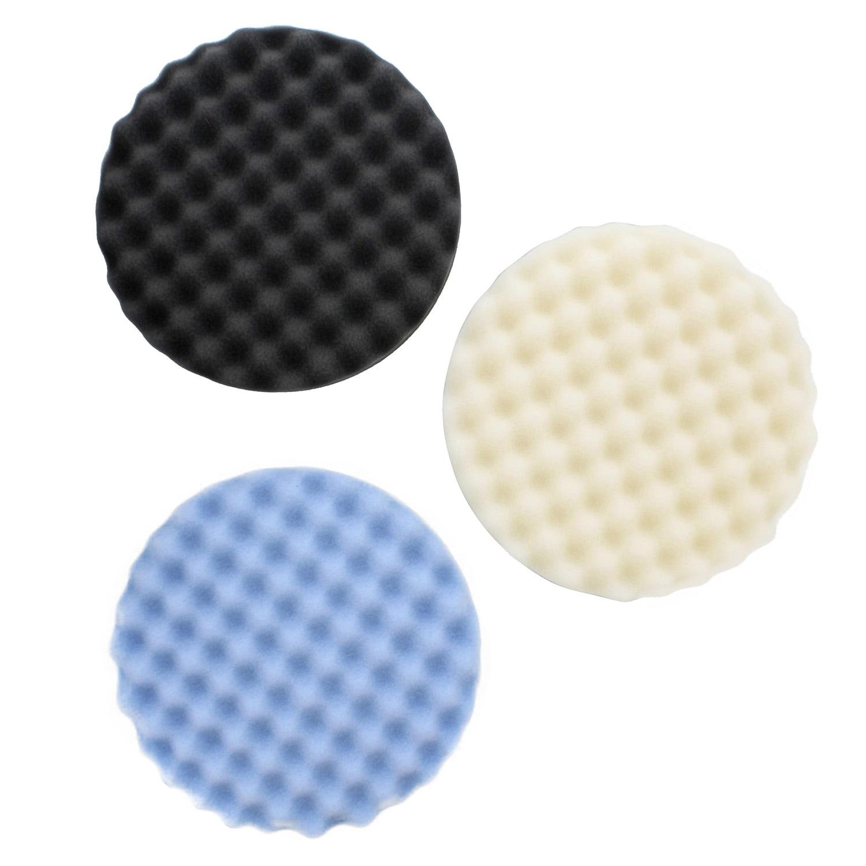 "3M 05751 5751 8/"" Perfect-It Ultrafine Foam Polishing Pad 2 Pads"