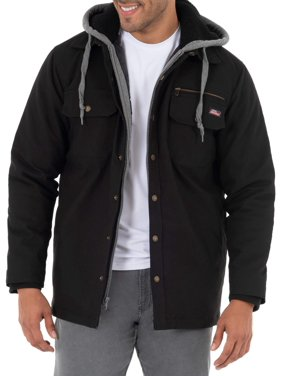 Genuine Dickies Men's Flex Canvas Shirt Jacket