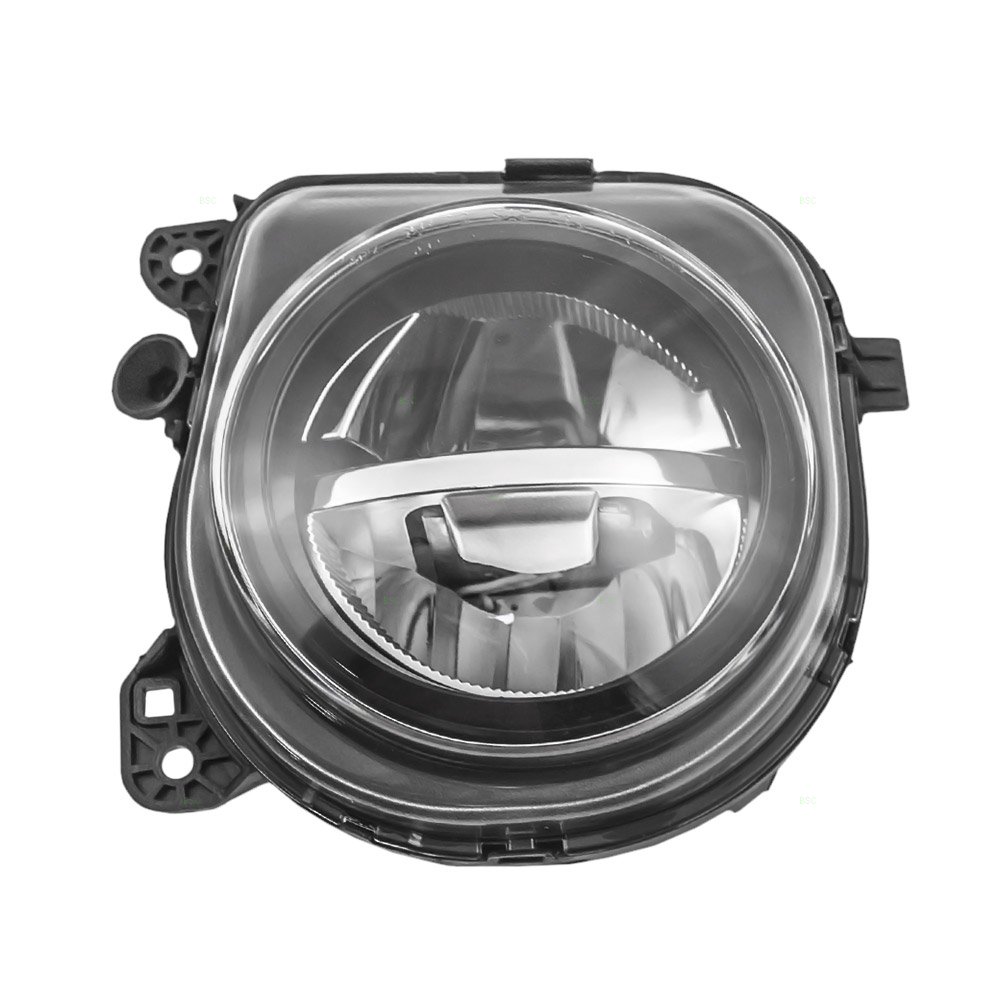 Drivers Fog Light Lamp Lens Replacement for 14-16 BMW 5 Series 63177311293