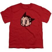 Astro Boy Face Big Boys Shirt