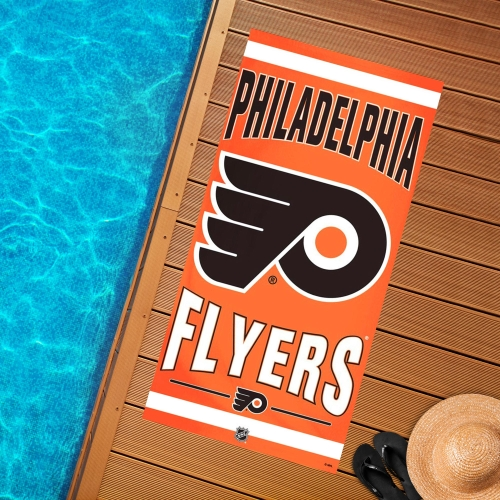Philadelphia Flyers WinCraft Beach Towel  - - No Size