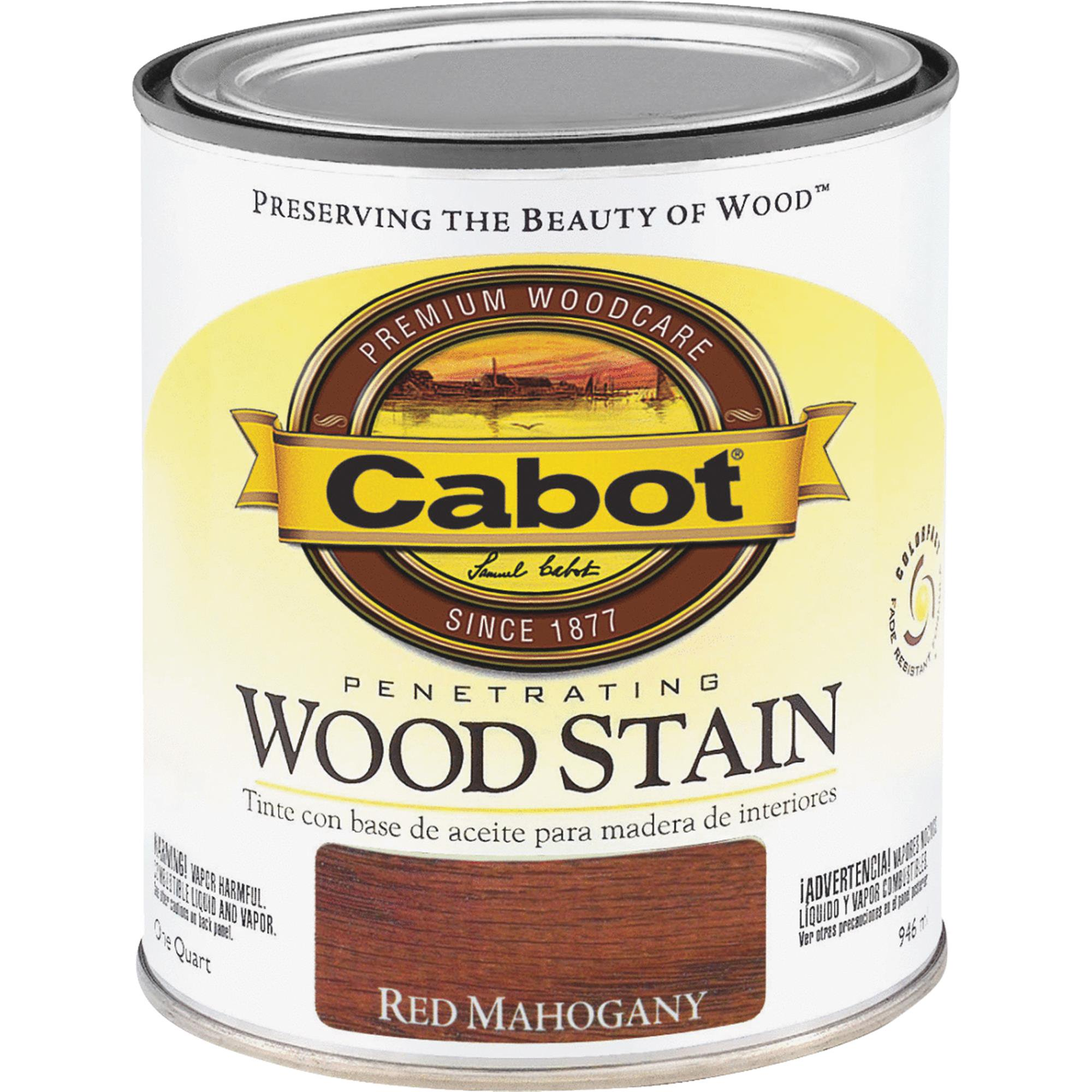 Cabot Penetrating Wood Stain