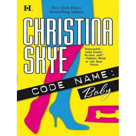 Code Name: Baby - eBook (Name Bubbles Coupon Code)