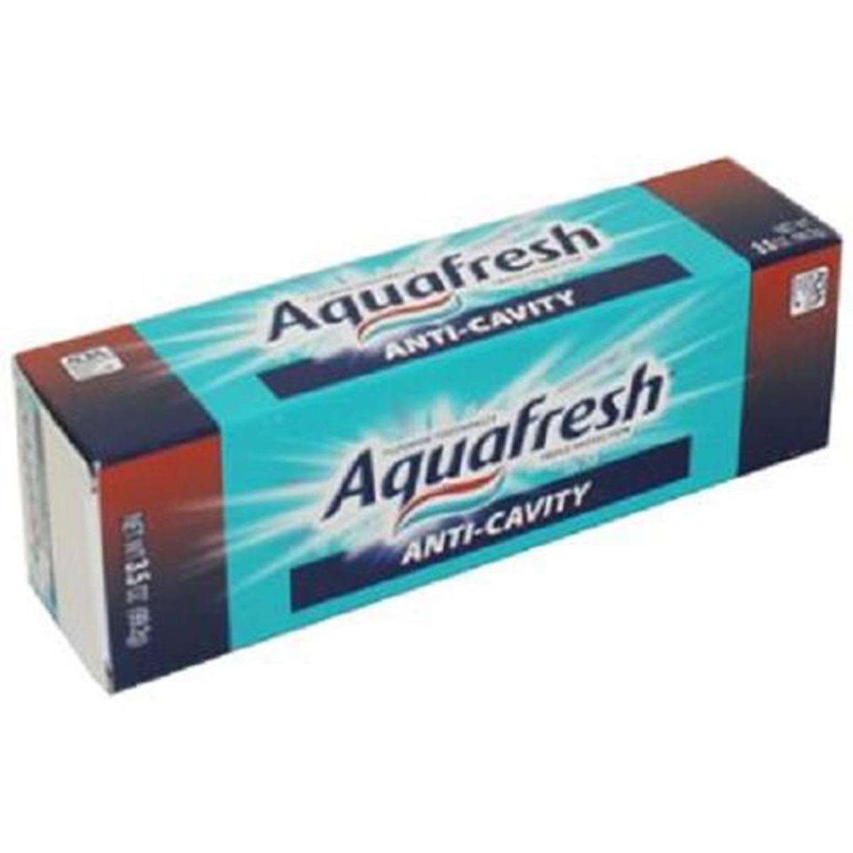 Product Of Aquafresh, Fluoride Tooth Paste, Count 1 - Tooth Paste / Grab Varieties & Flavors