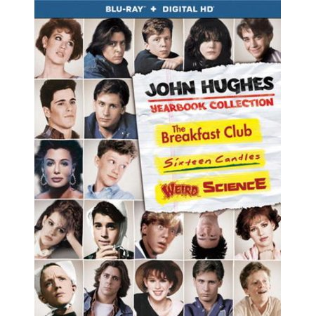 John Hughes Yearbook Collection  Blu Ray   Digital Hd