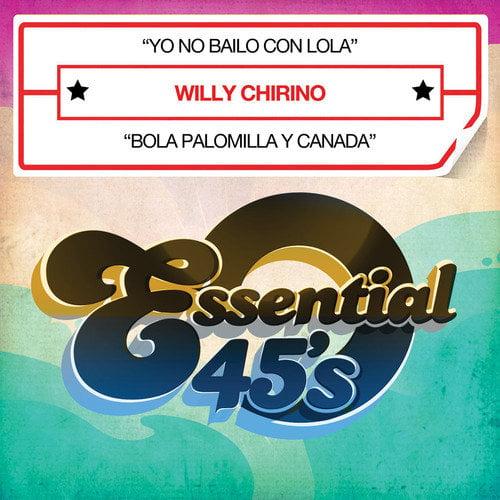 Willy Chirino - Yo No Bailo Con Lola [CD]