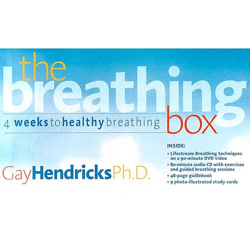 The Breathing Box: 4 Weeks to Healthy Breathing
