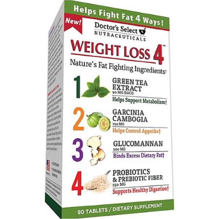 Doctor S Select Weight Loss 4 Tablets 90 Count