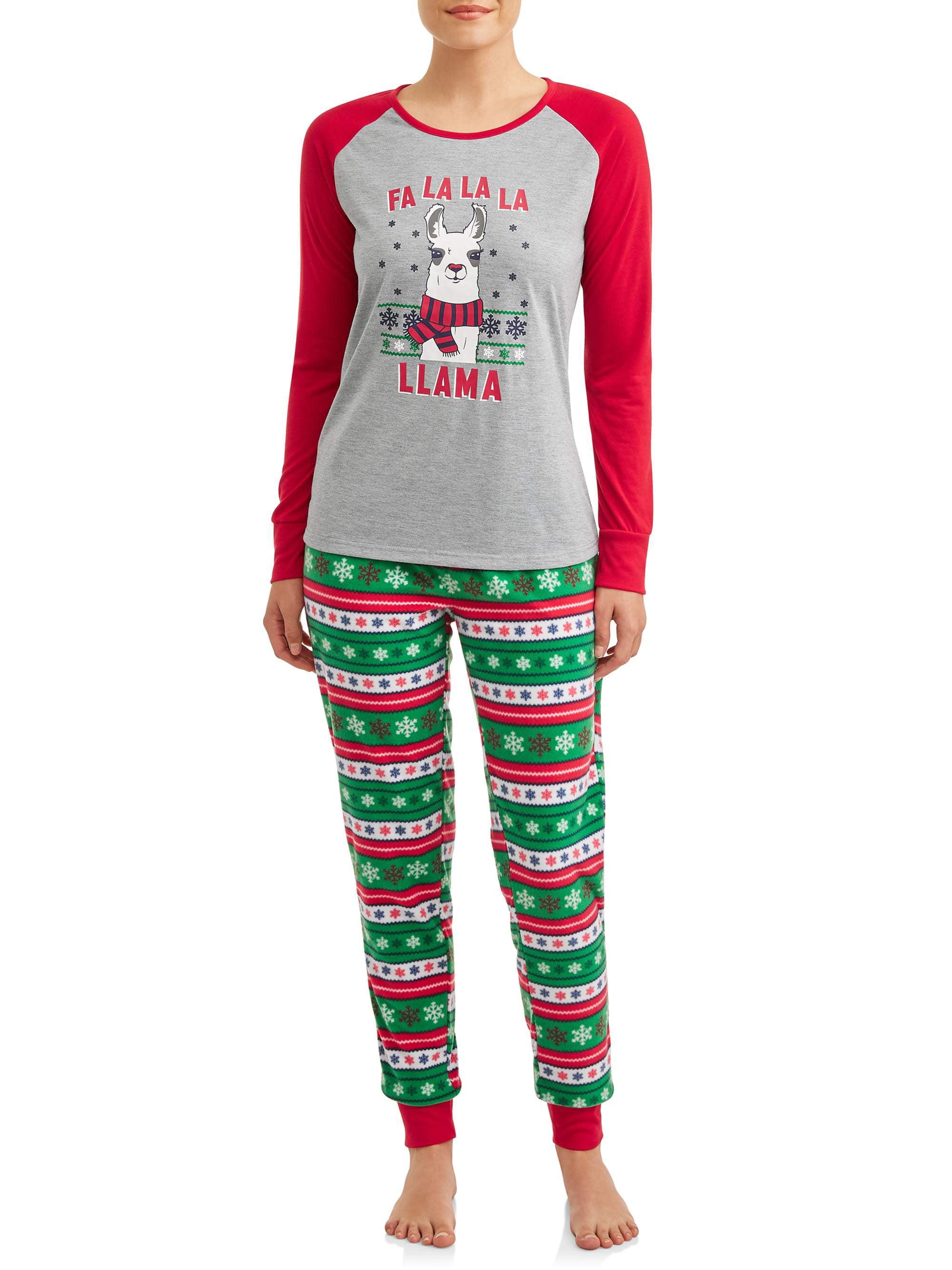 Boys Christmas Holiday Pajama Set Skull Head with headphones