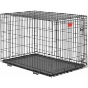 "Midwest 48"" Life Stages Dog Crate"