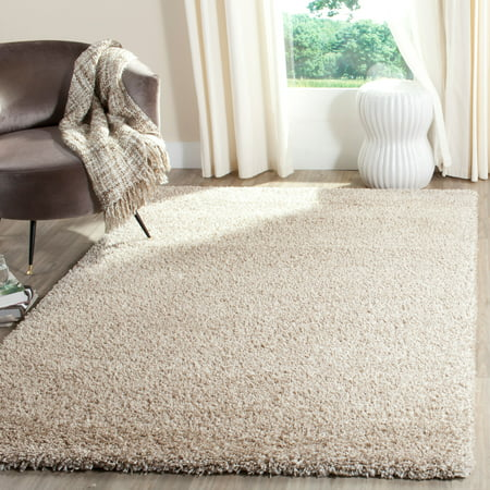 - Safavieh California Solid Plush Shag Area Rug or Runner