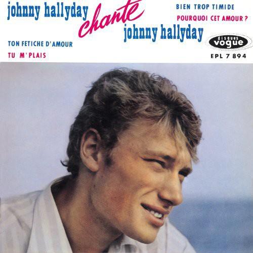 Johnny Hallyday - Johnny Hallyday Chante Johnny Hallyday [CD]