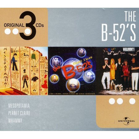 B52's (CD) - Halloween Costumes Rock And Roll