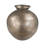 Guild Master Bulbous Metal Vase 2100-003