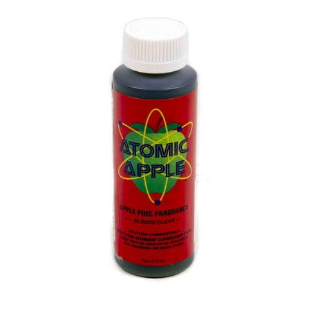 Allstar Performance 4 Oz Bottle Green Apple Scent Fuel Fragrance P N 78137