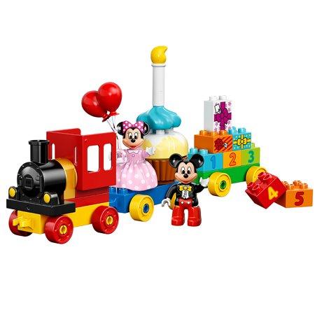 Lego Duplo Disney Tm Mickey   Minnie Birthday Parade 10597