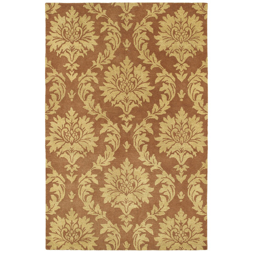 Kaleen Soho 25 Brighton Brick Area Rug