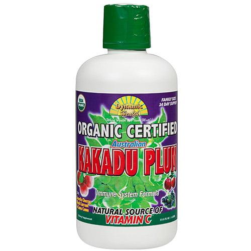 Dynamic Health Kakadu Plum Juice Blend, 33.8 oz