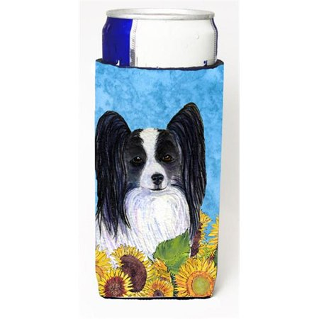 Papillon In Summer Flowers Michelob Ultra bottle sleeves For Slim Cans - 12 oz. - image 1 de 1