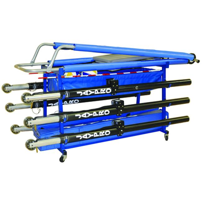 Jaypro Sports VEC-1 Volleyball Equipment Carrier