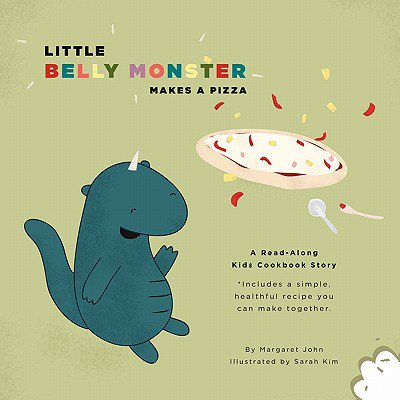 Little Belly Monster Makes a Pizza (Little Kim & The Alley Apple 3)