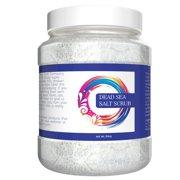Dead Sea Salt Scrub - 64 oz. - Unscented