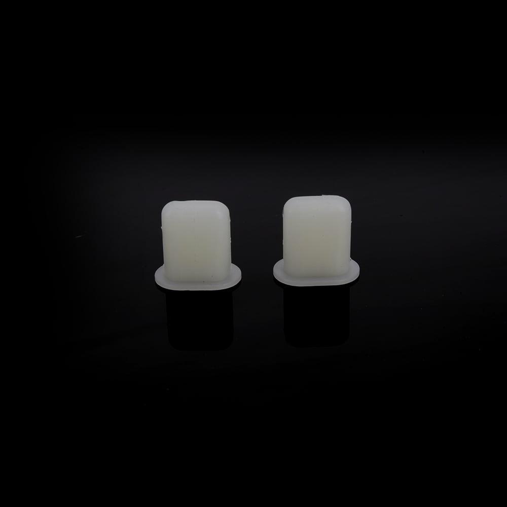 Ktaxon 20x Plastic Screw Grommets Rivet For Honda 90683-693-0000 & Nissan 78856-R4301 - image 2 de 4