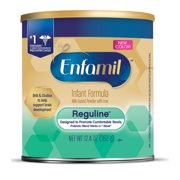 Enfamil Reguline Infant Formula - Designed for Soft, Comfortable Stools - Powder Can, 12.4 oz