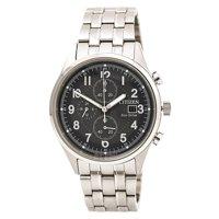 Citizen Chandler Black Dial Men's Chronograph Watch CA0620-59H Deals