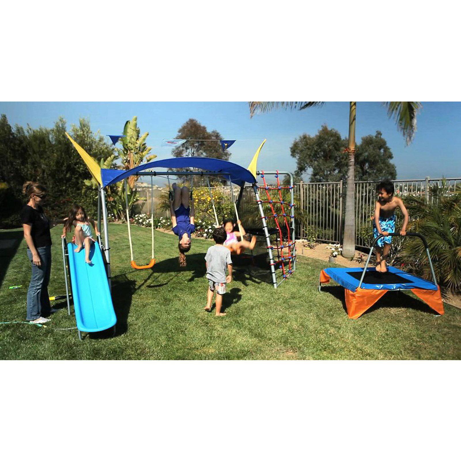 IronKids Premier 550 Fitness Playground