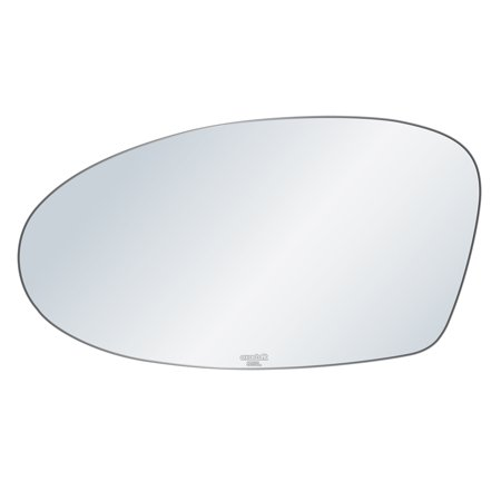 Pontiac Grand Am Mirror Glass - Exactafit 8151L Driver Left Side Mirror Glass Replacement Kit Fits 99-04 Oldsmobile Alero 02-05 Pontiac Grand AM