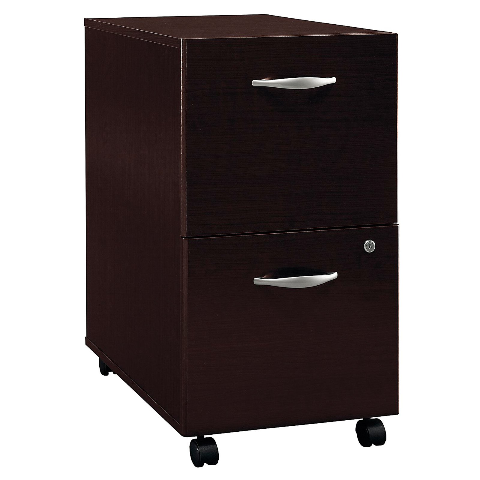 Bush Series C Mobile File Cabinet